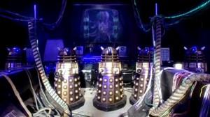 """Los Daleks amenazan al Doctor en """"Bad Wolf"""" (Lobo Malo)"""