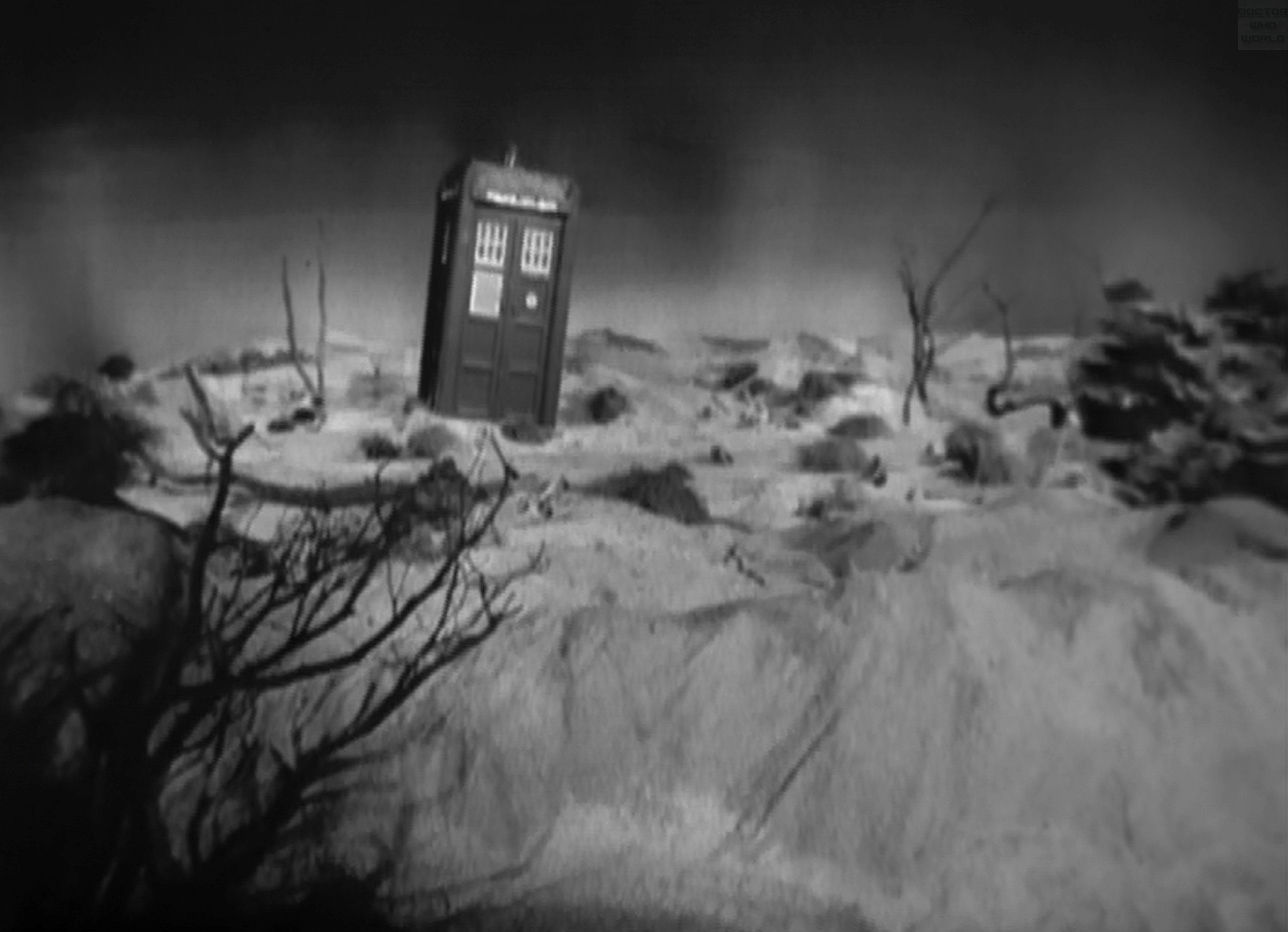 an unearthly child - doctor who