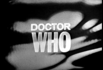 Intro del primer capítulo de Doctor Who en 1963.