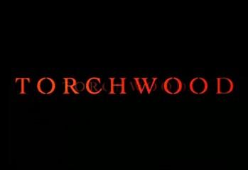 Logo de la primera temporada de Torchwood