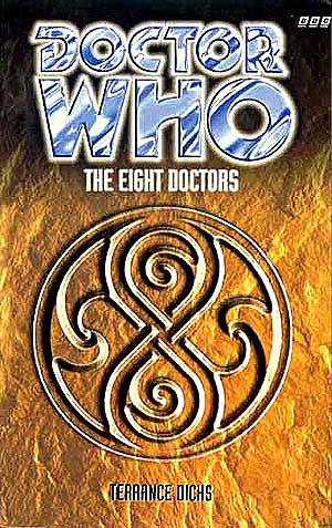 The Gallifrey Chronicles el último de las novelas de la colección Eight Doctors Adventures