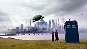 doctor who - Nueva Tierra