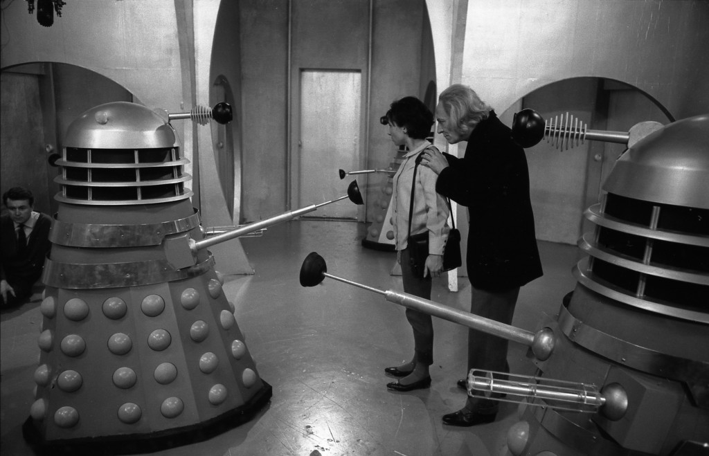 the daleks - doctor who