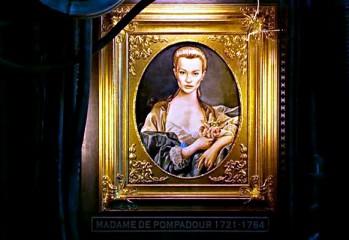 Cuadro Reinette (Madame de Pompadour)