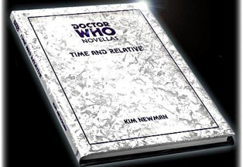 Time and Relative, la primera Doctor Who Novella de Telos
