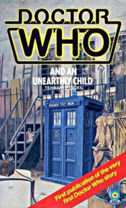 portada Doctor Who and an unearthly child