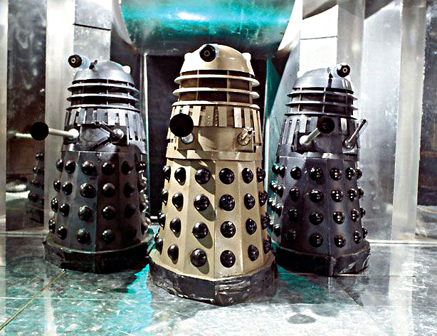 Daleks Mark III Day of the Daleks (El Día de los Daleks)