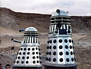 Daleks Marrk III Death to the Daleks (Muerte a los Daleks)
