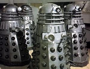 Daleks Mark III The Planet of the Daleks (El Planeta de los Daleks)