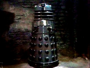 dron Dalek Mark III Genesis of the Daleks (La Génesis de los Daleks)
