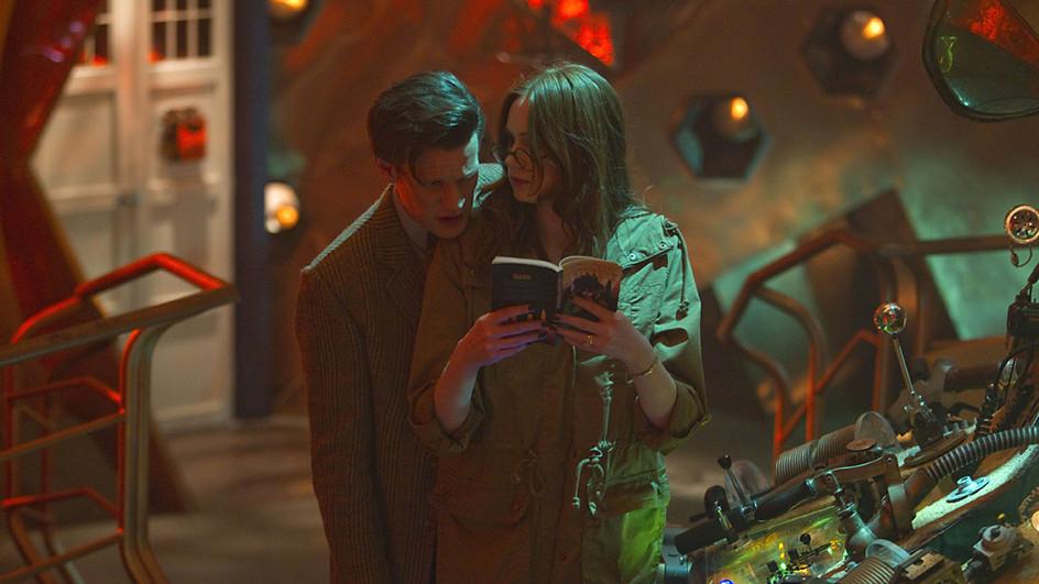 Doctor Who foto promocional de 7x05 The Angels Take Manhattan