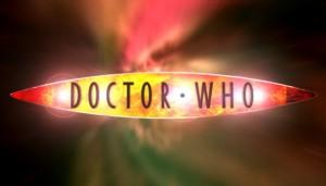 Doctor Who logo de la tercera temporada