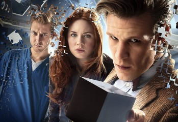 Foto promocional de Doctor Who 7x04 The Power of Three