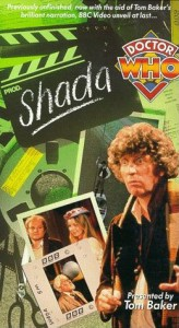 Caratula VHS Doctor Who Shada