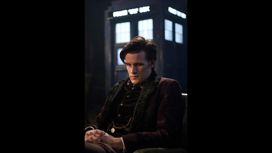 Foto promocional de Doctor Who para el programa especial de Children in Need 2012