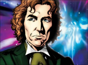 imagen del webcast de Big Finish de Doctor Who Shada