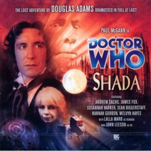 Caratula del audio libro de Big Finish Doctor Who Shada