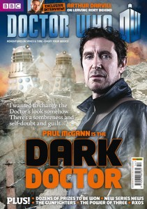 Portada doctor who magazine 454