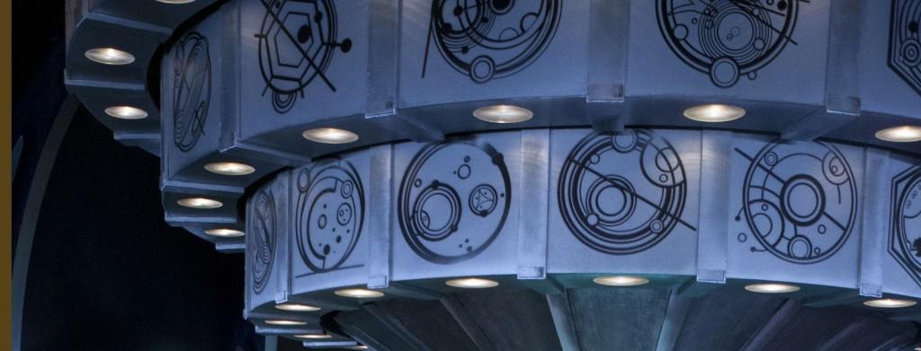 imágen del nuevo interior de la TARDIS