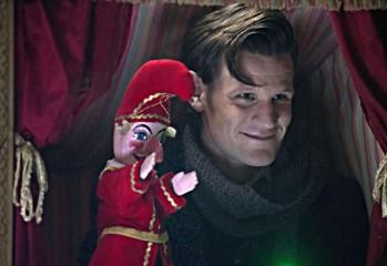 Doctor who foto promocional especial navidad 2012 The Snowmen