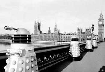 Invasión Dalek de la Tierra