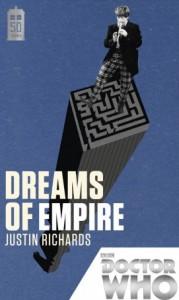 Portada Doctor Who 50 aniversario Dreams of Empire