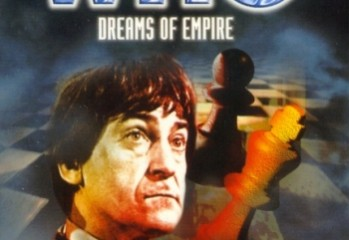 portada Doctor Who PDA14 Dreams of Empire