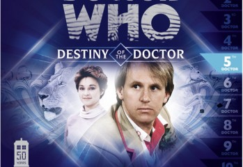 Big Finish- AudioGo Doctor Who Destiny of the Doctor 5 Smoke and Mirors