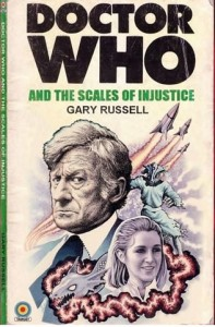 Portada ebook Doctor Who The Scales of Injustice
