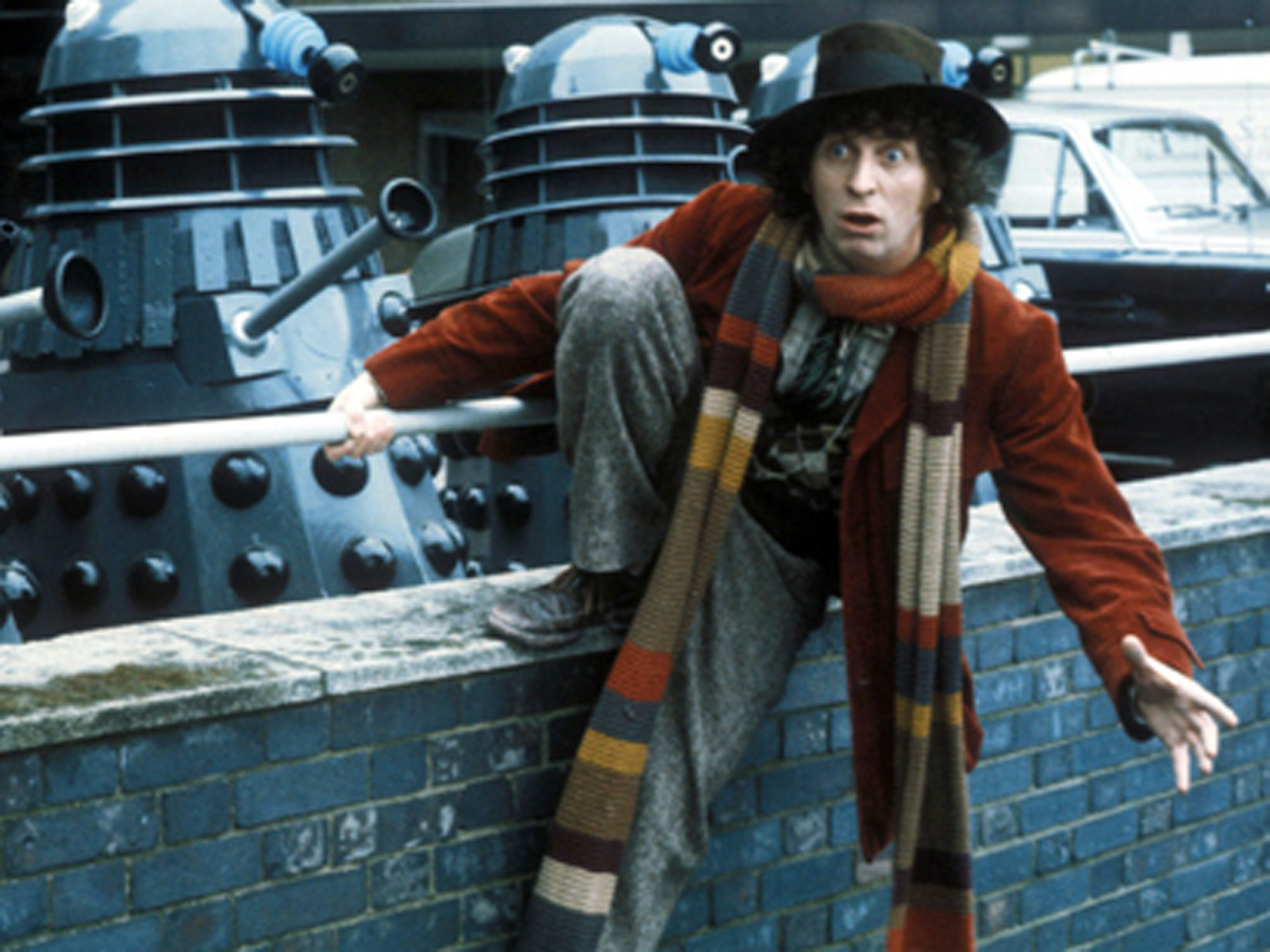 reescribiendo el canon de doctor who la era tom baker i