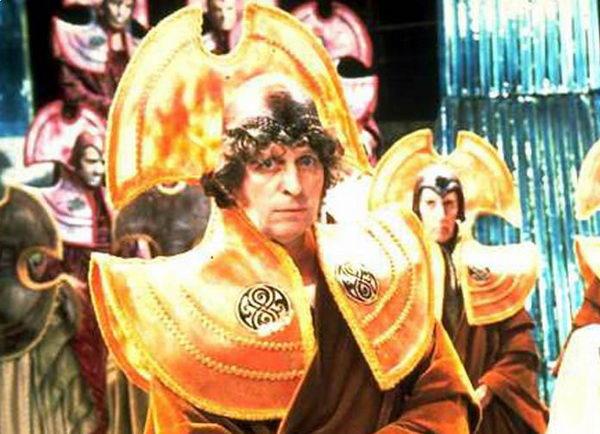 Cuarto Doctor como Señor del Tiempo - The Deadly Assassin