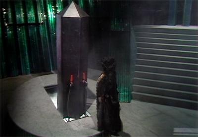 doctor who-the deadly assassin - ojo de la armonía