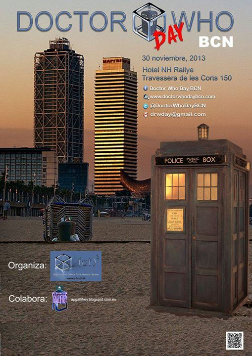 cartel - doctor who day bcn