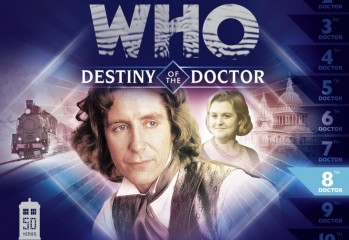 Destiny of the Doctor 8 Enemy Aliens
