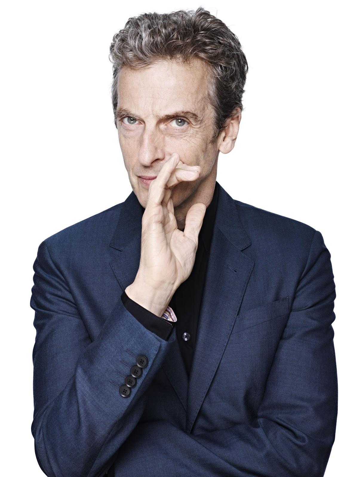 peter capaldi -duodécimo doctor