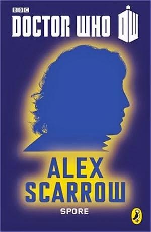 puffin-doctor who-8-spore - alex scarrow