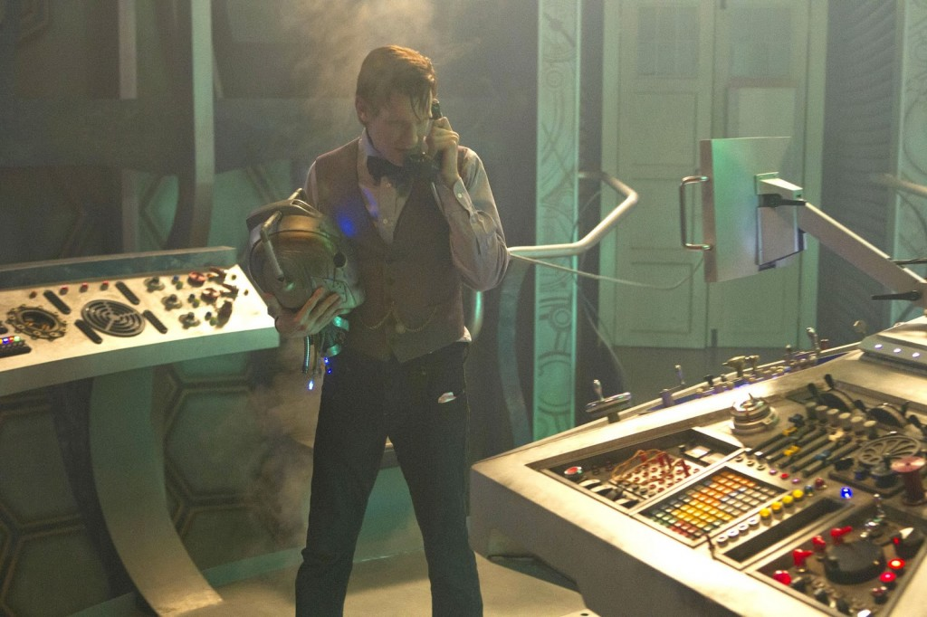 doctor who - the time of the doctor promo 4