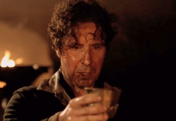 Paul McGann-Octavo Doctor -Night of the Doctor
