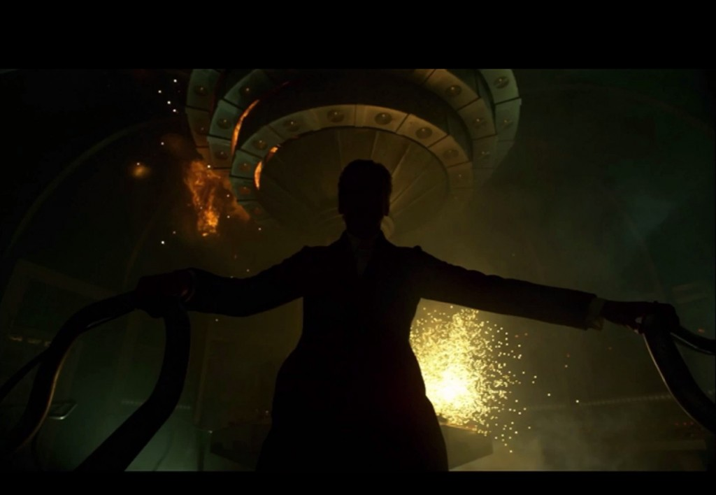 Peter Capaldi - Doctor Who -temporada 8