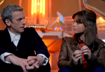 doctor who - doctor y clara - temporada 8