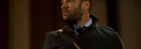 Picture shows: Samuel Anderson as Danny Pink