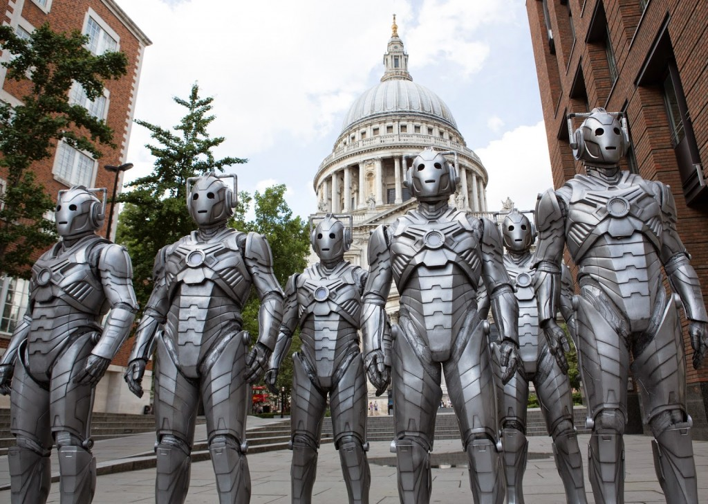 Doctor Who - Dark Water 8 Cybermen