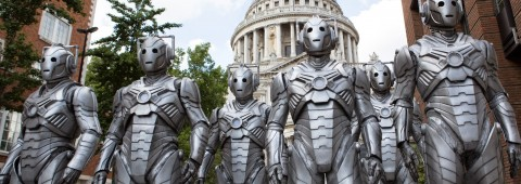 Doctor Who - Dark Water 8 Cybermen
