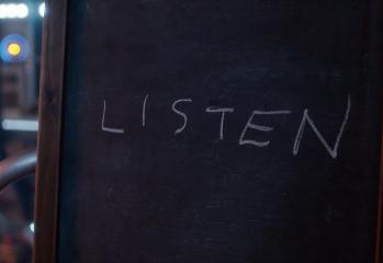 doctor who -listen 5