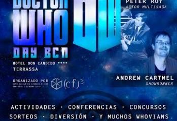 cartel doctorwhoday bcn 2015