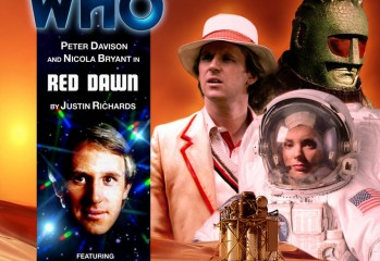 Doctor Who BF8 Red Dawn