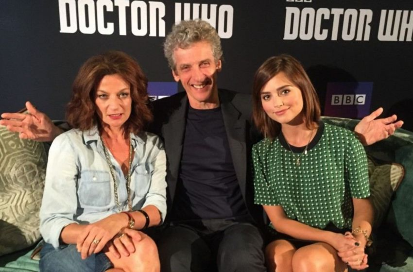 Doctor who - san diego comic con