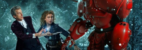 doctor who navidad 2015 husband of river song