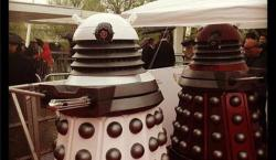 Doctor Who en la gala de los premios BAFTA 2013