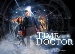 The Time of the Doctor: Posters y fotos
